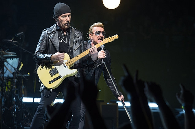 See Bono Talk U2's 'Bullet the Blue Sky' Origins in New Video