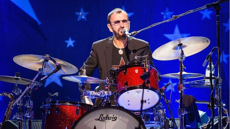 Great drummers salute Ringo on his 76th.