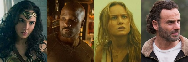 25 trailers that debuted at Comic Con 2016