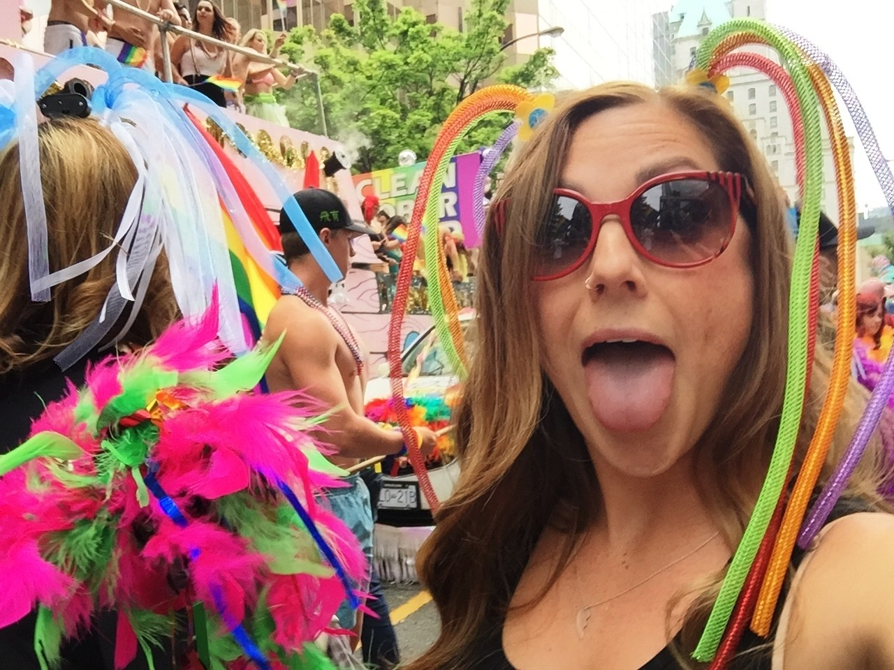 Rock 101 Pride Parade Video