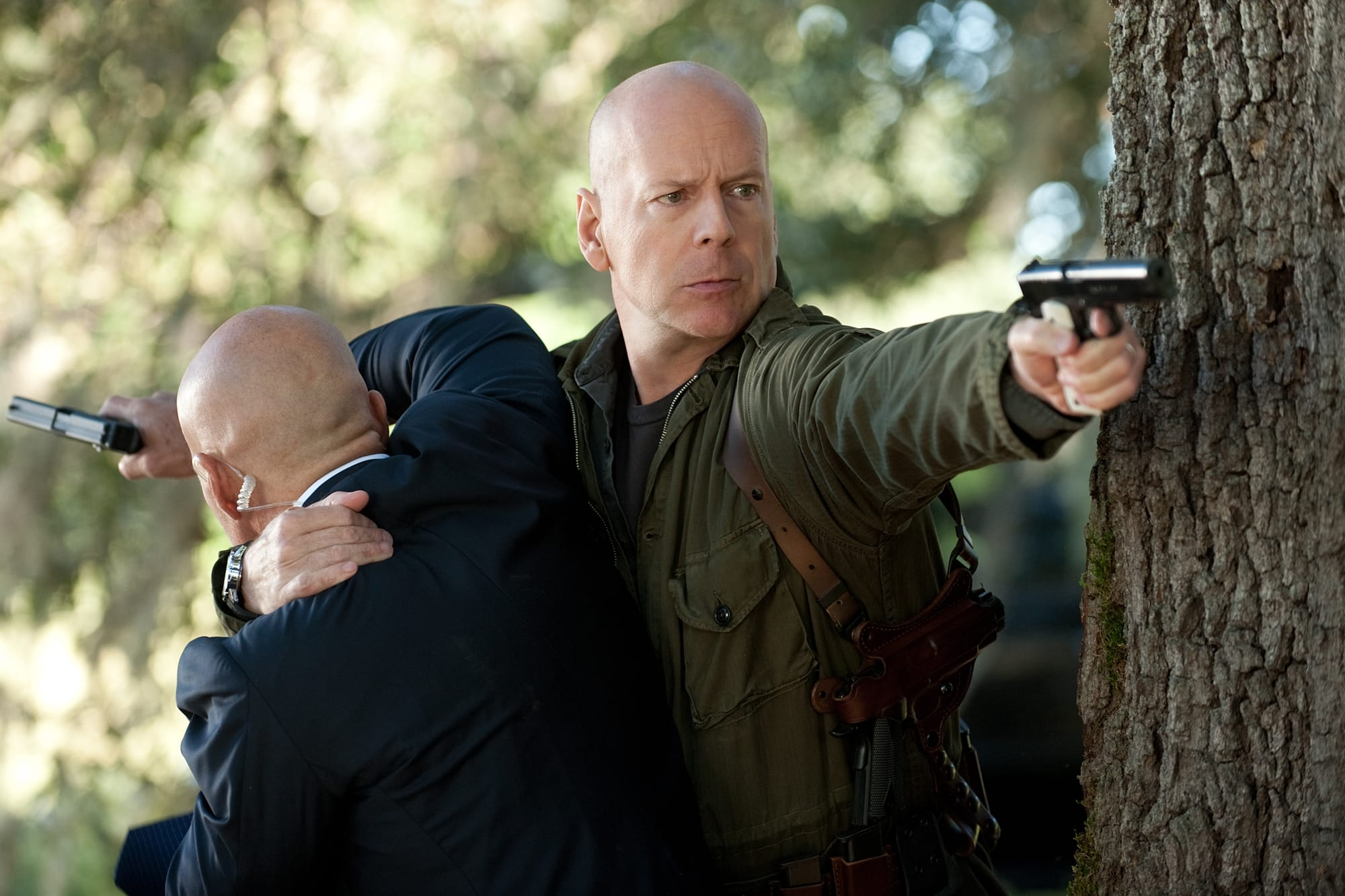 Bruce Willis is not done with movies