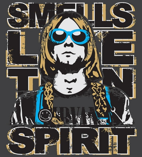 25 years ago today Nirvana released Smells Like Teen Spirit