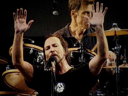 Former Pearl Jam Drummer Is Not Happy