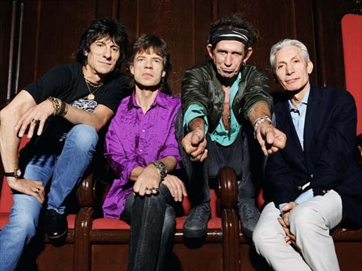 "Ron Wood Confirms "" Authentic' Rolling Stones Blues Album"""