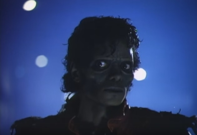 Thriller... Behind the Scenes...The Making of Thriller...