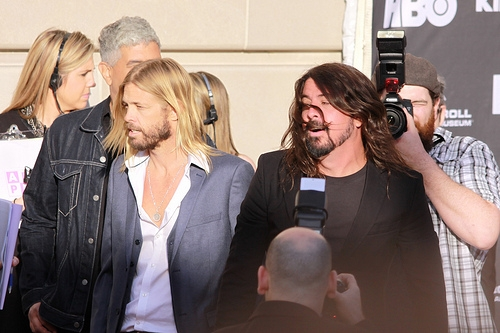 FOO FIGHTERS' DRUMMER WORRIED WHAT MIGHT HAPPEN IF HE DRUMMED FOR RUSH
