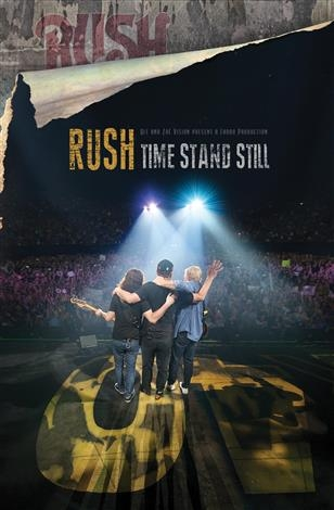 """""""Rush Time Stands Still"""" director Dale Heslip on the new film"""