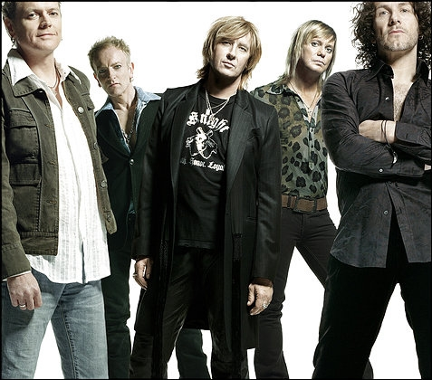 Live Def Leppard On the Way