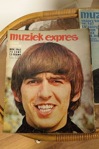 10 things you didn't know George Harrison did.