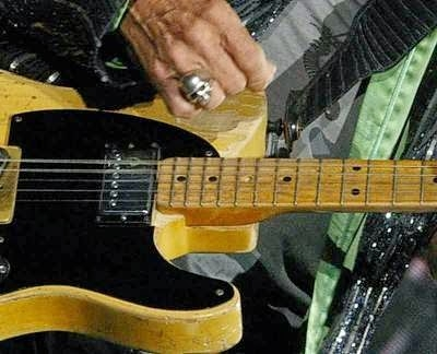 The Legend of Keith Richards' World Famous 'Micawber'