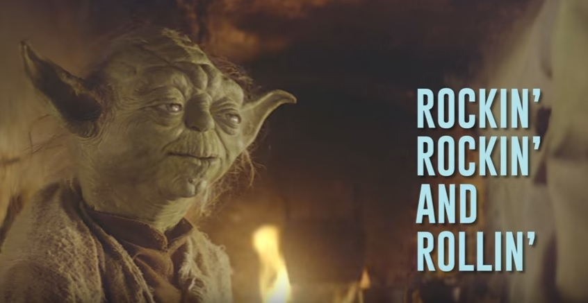 """""""SEAGULLS! (Stop It Now)"""" -- A Bad Lip Reading of The Empire Strikes Back..."""