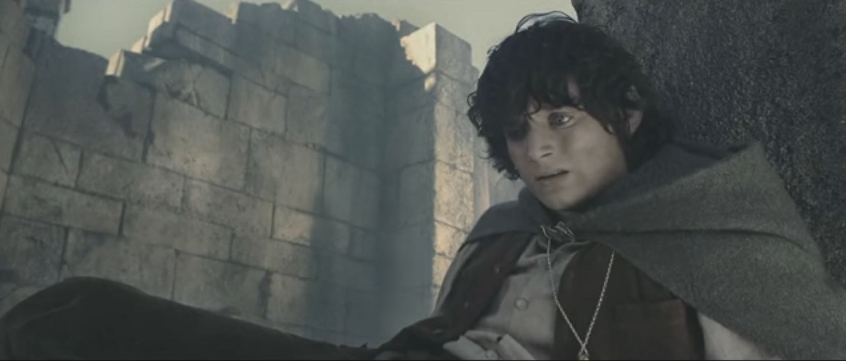 """Here's a couple of minutes of """"Lord of the Rings"""".... we all need this today....."""