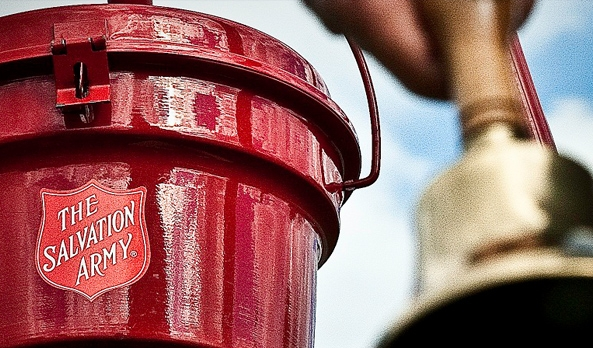 Support The Salvation Army Kettle Campaign