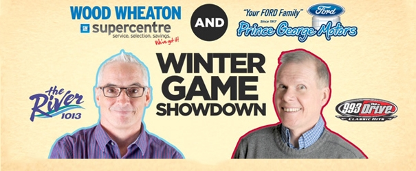The Winter Game is on!