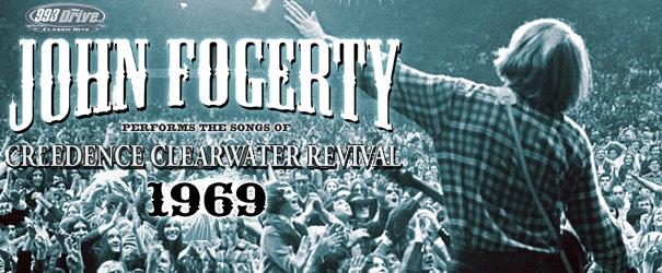 John Fogerty - July 26th - CN Centre