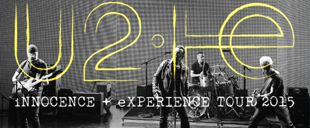 Win tickets to U2 May 15th at Rogers Arena