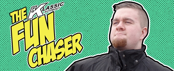 Follow the Fun with Ty the FunChaser Guy!
