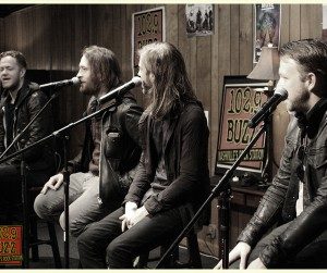 Imagine Dragons Buzz Session Photos