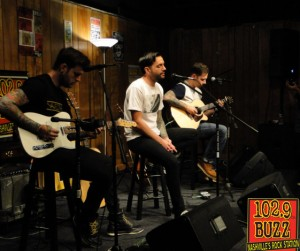 A Day to Remember Buzz Session Photos