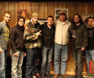 3 Doors Down Buzz Session Listener Photos