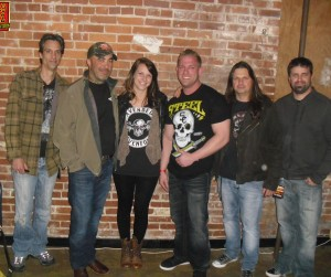 Staind Meet & Greet with Buzz Listeners