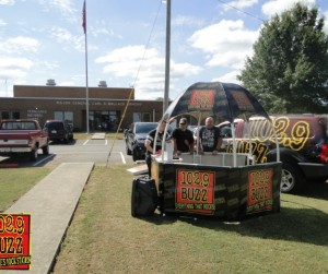 The Buzz at National Guard Armory Family Day September 27, 2014