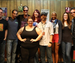 Fitz and The Tantrums Buzz Session Listener Photos