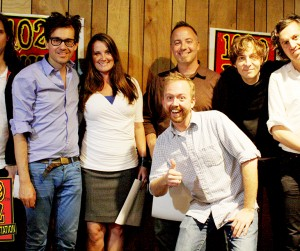 Phoenix Buzz Session Listener Photos