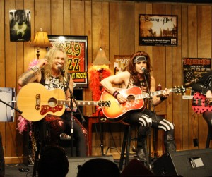 Steel Panther Buzz Session Photos