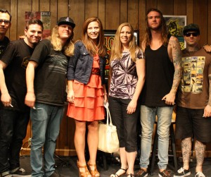 Dirty Heads Buzz Session Listener Photos