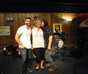Brick + Mortar Buzz Session Listener Photos