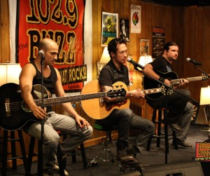 Trivium Buzz Session Photos