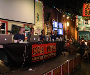 Free Beer & Hotwings Morning Show at Dick's Last Resort