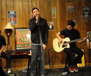 You Me At Six Buzz Session Photos