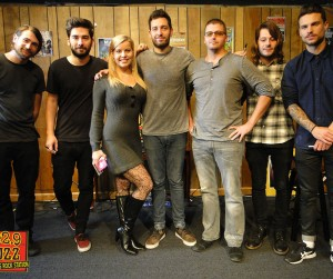 You Me At Six Buzz Session Listener Photos