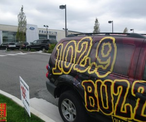 The Buzz at Ford-Lincoln of Franklin November 1, 2014