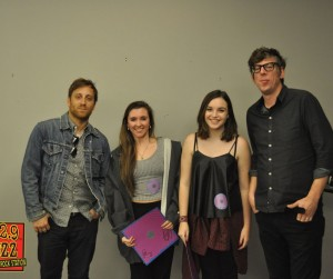 Black Keys Meet & Greet