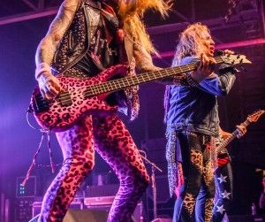 The Buzz at Steel Panther December 17, 2014