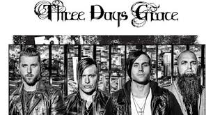 Three Days Grace's Neil Sanderson Gets Free Reign