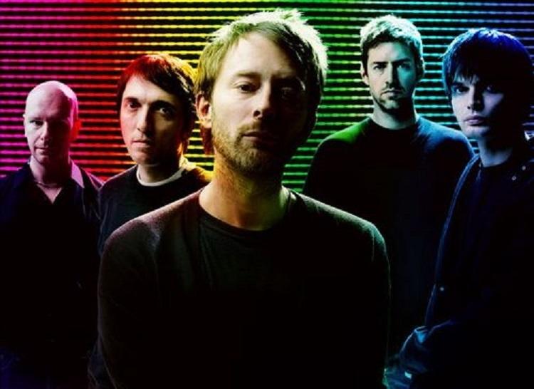 Radiohead Back in the Studio!