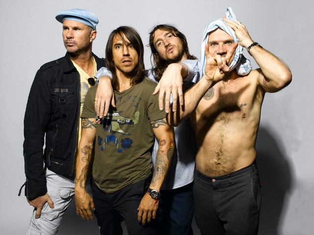 Who's Producing the New Chili Peppers Album?
