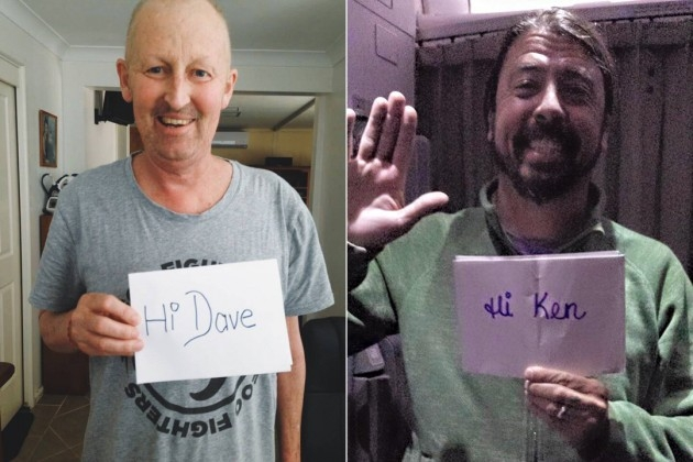 Dave Grohl Takes Care of His Fans...Again!
