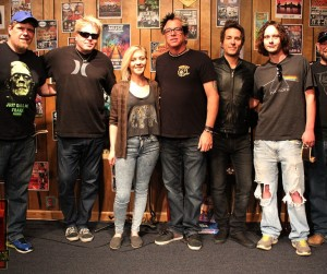 The Offspring Buzz Session 2015