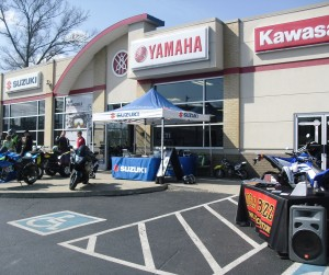 The Buzz at Cool Springs PowerSports April 4, 2015