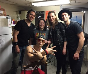 Record Store Day - Halestorm April 18, 2015