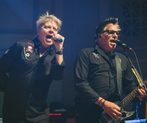 The Offspring at War Memorial April 28, 2015