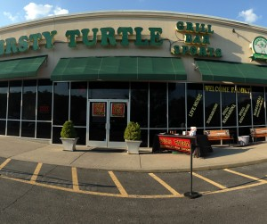 The Buzz at Thirsty Turtle May 2, 2015