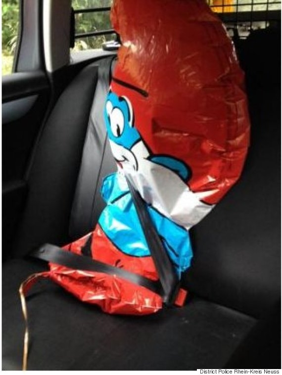 5@5: Rescue Mission For 'Lifeless Body' Finds Papa Smurf Balloon