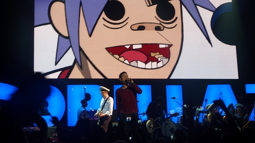 New Gorillaz Album Planned for 2016 Release