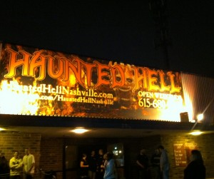 The Buzz at Haunted Hell September 25, 2015